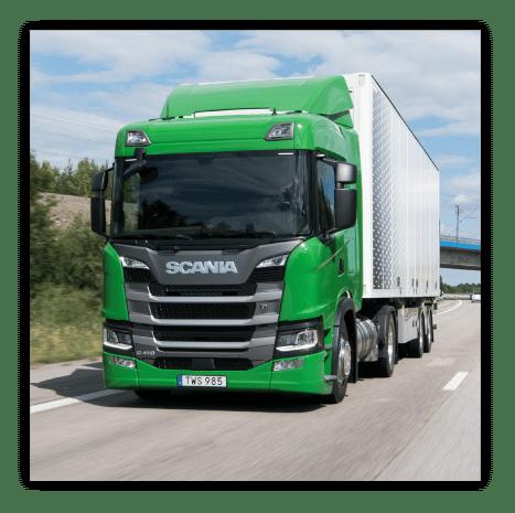 Scania Serie G