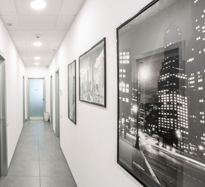 Scandipadova vista uffici