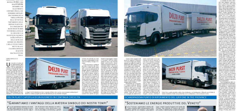 Scandipadova è il punto di riferimento Scania in tre province e sostiene le energie produttive del Veneto