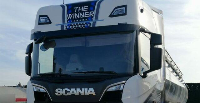 Scania The Winner