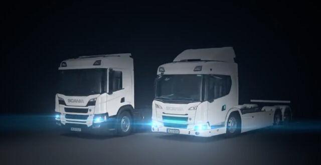 Scania veicoli elettrici per il trasporto sostenibile