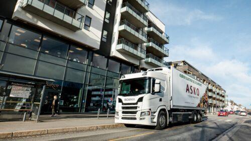 nuovi veicoli elettrici scania per il trasporto urbano