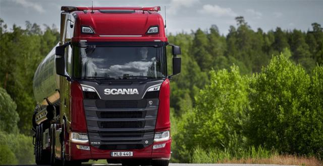nuovo V8 S770 Scania 2020