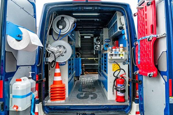 Scania Assistance furgone scandipadova