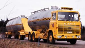 scania v8 1969